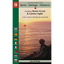 Camino Finisterre (Santiago, Finisterre, Muxia). Camino Guides.