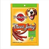 #8: Pedigree Dog Treats Meat Jerky Stix, Bacon, 60 g Pouch