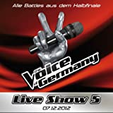 07.12. - Die Battles aus der Liveshow #5 from The Voice of Germany