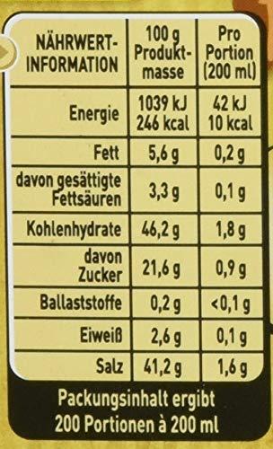 Maggi  Fleischbouillon o.k.A. (ohne Hefe und ohne Einlage) 1er Pack (1 x 800g Profi Boxen)