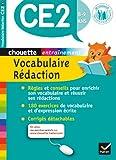 Vocabulaire-Rédaction CE2