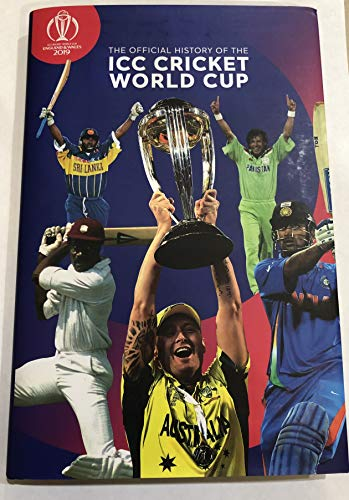 The Official History of the ICC Cricket World Cup - Walker Cup