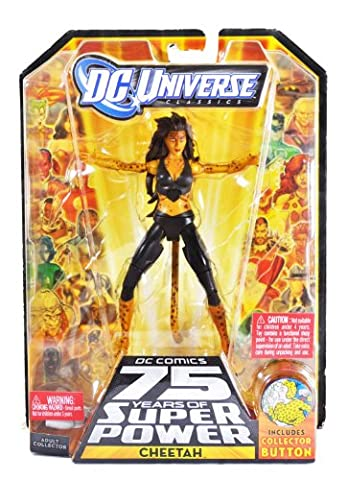 DC Universe Classics Action Figure Wave 13 - Cheetah - Styles may vary