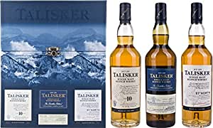 Talisker Whisky Collection Pack
