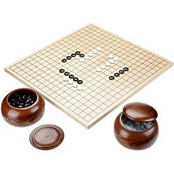 Philos 3220 Go & Go Bang - Juego de estrategia (instrucciones en alemán, 2 jugadores)