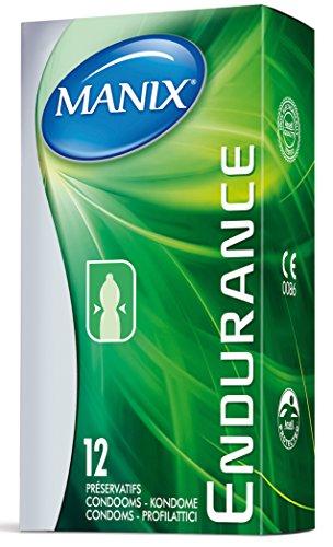 MANIX Endurance 1er Pack(1 x 12 Stück)