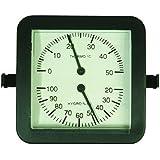 Spear & Jackson 53036higrómetro/termómetro plástico