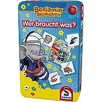 Kinderspiel Gemeinschaftsspiel Benjamin Blümchen Spiele