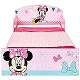 WA Kinderbett 70x140 Mädchen Babybett Bett Disney Minnie Mouse