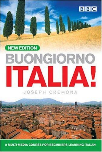 BUONGIORNO ITALIA! COURSE BOOK (NEW EDITION)
