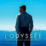 l' odyssée : BO du film de Jérôme Salle / Alexandre Desplat | Desplat, Alexandre (1961 - ....)