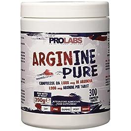 Prolabs Arginine Pure – Barattolo da 300 cpr