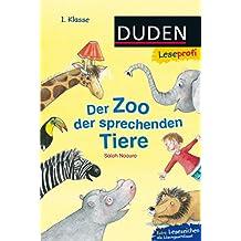 Leseprofi – Der Zoo der sprechenden Tiere, 1. Klasse