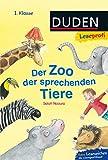 DUDEN Leseprofi - Der Zoo der sprechenden Tiere (1. Kl)