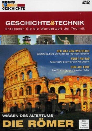 Discovery Geschichte & Technik - Die Römer: Wissen des Altertums