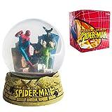 Marvel Spider Man 3D-Neige pour chambre d'enfant en forme de boule