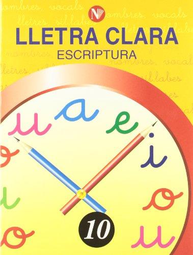 Lletra Clara - Escriptura 10