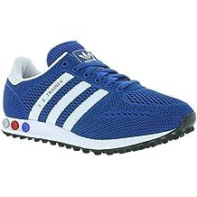 Adidas La Trainer Blau Rot