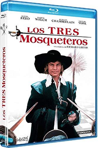 Die drei Musketiere / The Three Musketeers (1973) ( The 3 Musketeers ) [ Spanische Import ] (Blu-Ray)