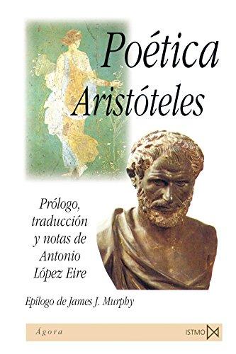 Poética (Fundamentos) por Aristóteles