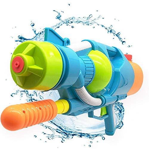 Große Spielzeug Hochdruckwasserpistole Sprinkler Festival Spielzeug Drifting Erwachsene Wasser Spielen Spielzeug Hochdruckwasserpistole (Color : Blue, Size : L)
