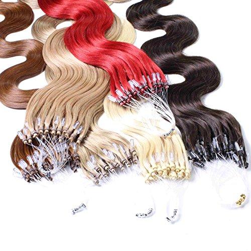 Hair2Heart 150 x 0.5g Extensiones micro ring pelo