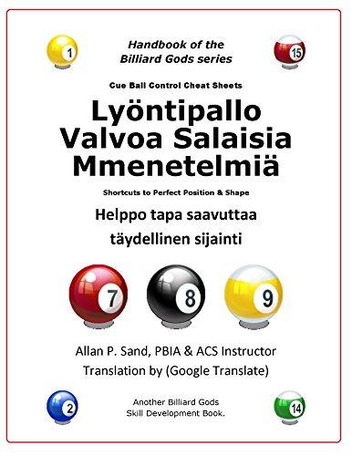 Lyöntipallo Valvoa Salaisia Mmenetelmiä: Helppo tapa saavuttaa täydellinen sijainti (Finnish Edition) por Allan Sand