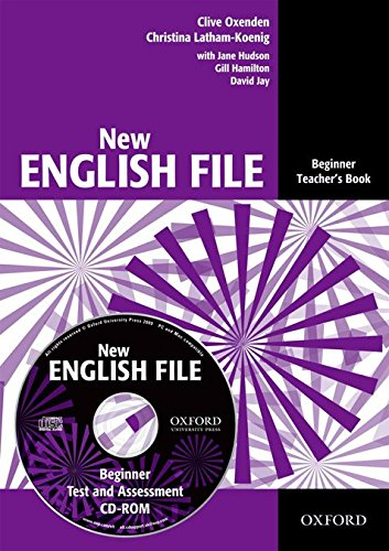 New English File Beginner: Teacher's Book Pack (New English File Second Edition)