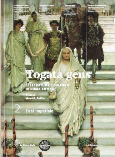 Togata gens. Per le Scuole superiori. Con espansione online: 2