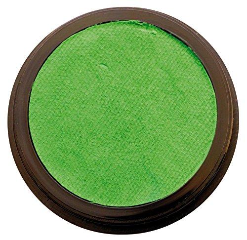 - Profi-Aqua Make-up Schminke - Smaragdgrün - 20 ml/30 g (Joker Face Make Up)
