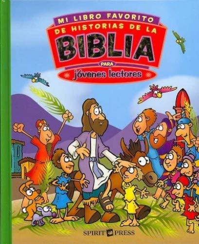 Mi Libro Favorito De Historias De La Biblia Para Jovenes Lectores/My Favorite Bible Stories for Early Readers