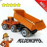 RC Muldenkipper Kipplader Bagger ferngesteuertes Baufahrzeug Super Truck 27 MHz V&V ®Noyan