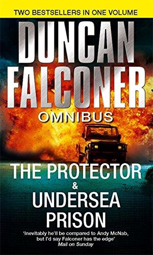 book cover of Protector / Undersea Prison