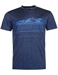 Karrimor Mens Merino T Shirt Short Sleeve Performance Tee Top Crew Neck