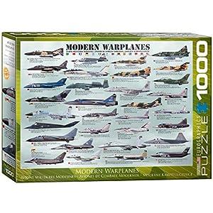 Eurographics - Rompecabezas Aviones, 1000 Piezas (EG60000076)