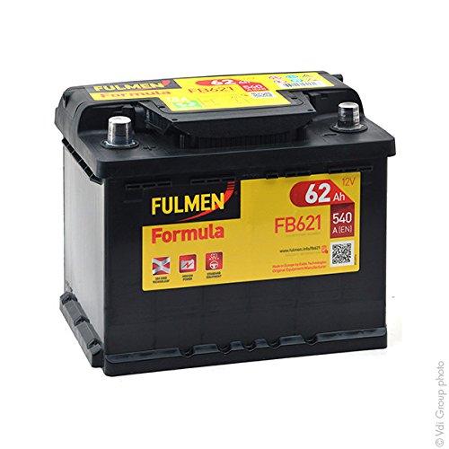 Fulmen - Autobatterie FULMEN Formula FB621 12V 62Ah 540A