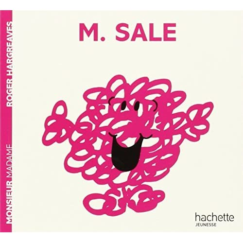 Collection Monsieur Madame (Mr Men & Little Miss): M. Sale by Roger Hargreaves(2004-02-17)