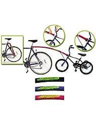 Trailgator - Barra de remolque para bicicleta de niño (40 - 50 cm) rosa rosa