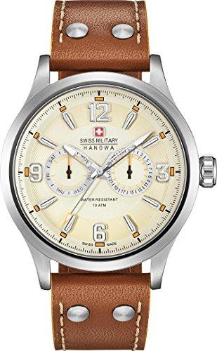 SWISS MILITARY-HANOWA Herren-Armbanduhr 06-4307.04.002