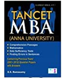 This is an competitive examination study material for Tancet MBA etc.