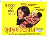 Cindy and Donna Plakat Movie Poster (11 x 14 Inches - 28cm x 36cm) (1970)