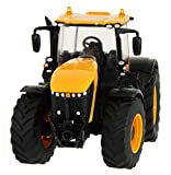 Britains Tomy JCB 8000 Fastrac Traktor 43206 – Spielzeug Traktor im Modell 1:32 für Kinder ab 3 Jahre - perfekt zum Spielen und Sammeln