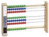Großer Rechenrahmen bis 9999999 Montessori Abakus 7-stellig, Montessori Material