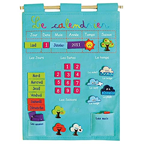 Ludi - 2096 - Calendrier Basic -
