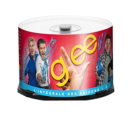Glee - Saisons 1-4 (Coffret Spindle)