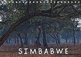 Zimbabwe (Tischkalender 2019 DIN A5 quer): Faszinierende Landschaftsaufnahmen und Tierportraits aus Simbabwe (Monatskalender, 14 Seiten ) (CALVENDO Natur) -