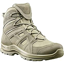 Haix Black Eagle Athletic 2.0 V T Mid/Desert Atmungsaktiver Desert Boot mit Veloursleder. 40