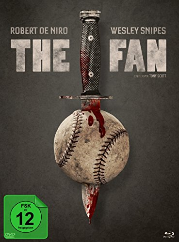 The Fan - Limited Edition Mediabook (+ DVD) [Blu-ray]