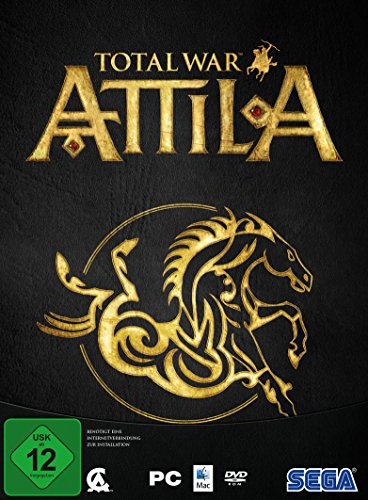 Total War: Attila - Special Edition (exklusiv bei Amazon.de) - [PC]