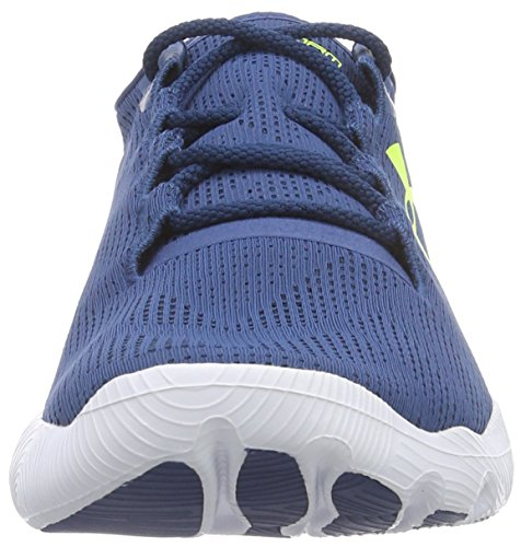 Under Armour Ua Speedform Apollo Vent, Chaussures de Running Homme Bleu - Blau (PTB 437)